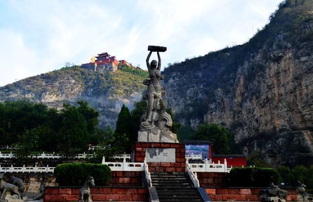 【河南】周末游第四十一站:秋季鹤壁古灵山,即将绽放最美的样子!
