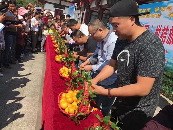 2019陕西·汉中(城固)柑桔旅游文化月将开幕